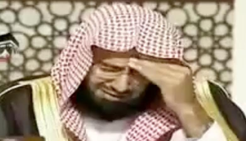 El jeque Abdulaziz Fawzan Alfawzan