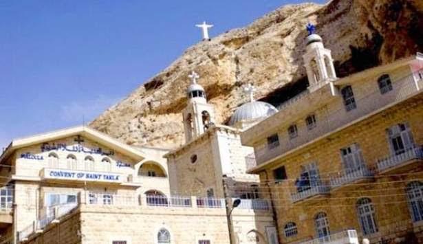 Monasterio de Santa Tecla
