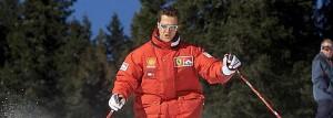 El expiloto alemán Michael Schumacher.