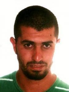 El detenido, Abdeluahid Sadik Mohamed.