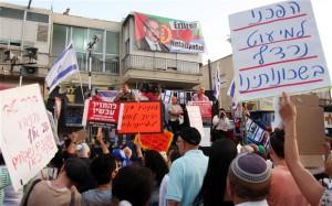 Ciudadanos israelíes a Netanyahu de permisividad con los inmigrantes subsaharianos