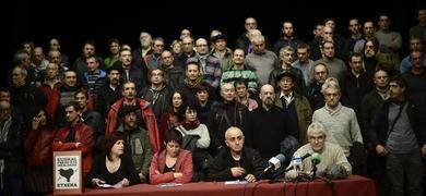 Imagen del acto celebrado en Durango.