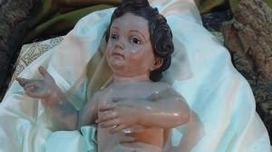 El Niño Jesús robado