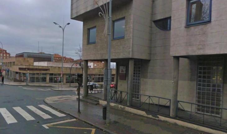 Zona donde se produjeron los hechos/ Salamanca 24 horas