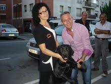 Josep Anglada, a la derecha de la imagen.