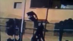 Imágenes de un videoaficionado muestran el asalto a la valla de Melilla.