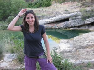 La malograda agente de los Mossos, Sara Díaz.