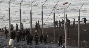 Imagen de archivo de la valla de Ceuta