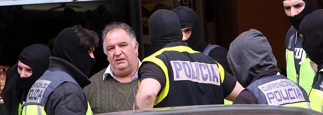 Chafik Jalel Ben Amara Elmedjeri fue arrestado en Málaga.