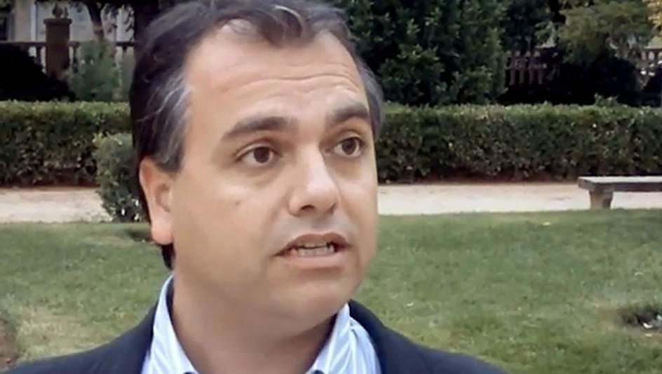 El concejal Andrés Martínez López