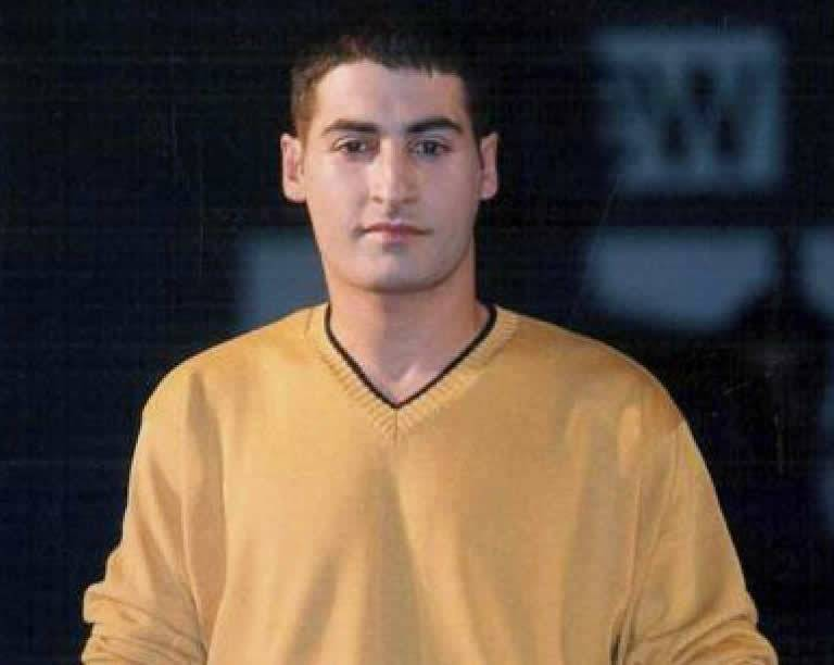 David Villafañe lleva 15 años en prisión y exige que se reconozca que era inocente y está en prisión por error.