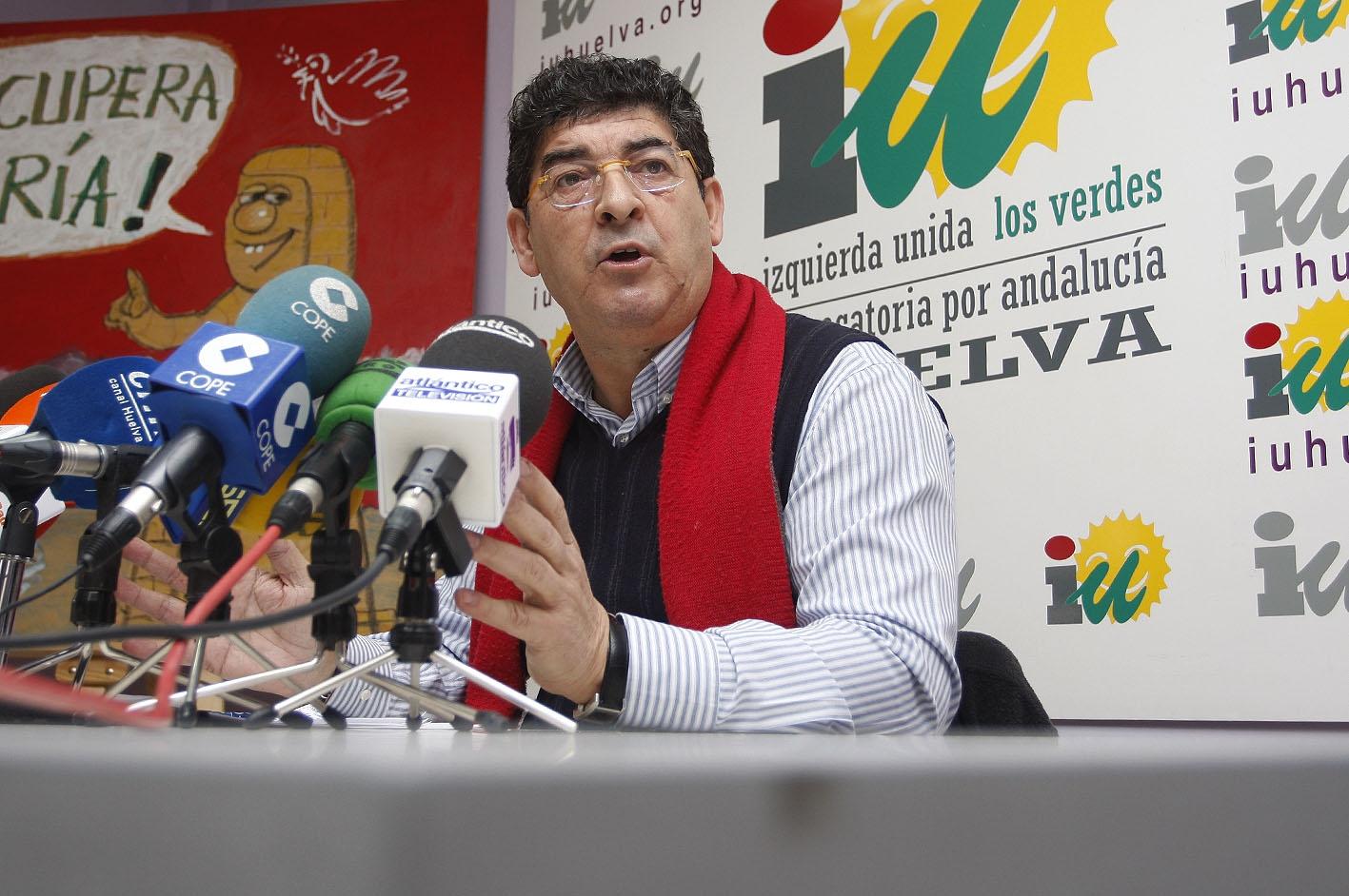 Diego Valderas, de butanero a expropiador