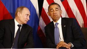 Vladimir Putin y Barack Obama, preidentes de Rusia y Estados Unidos