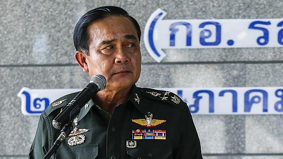 El general Prayuth Chan Ocha.