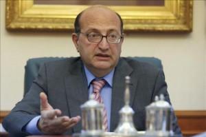 El presidente del Tribunal de Cuentas, Ramón Álvarez de Miranda.