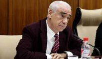 El consejero andaluz de Educación, Luciano Alonso