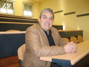 El presidente del Movimiento contra la Intolerancia, Esteban Ibarra.