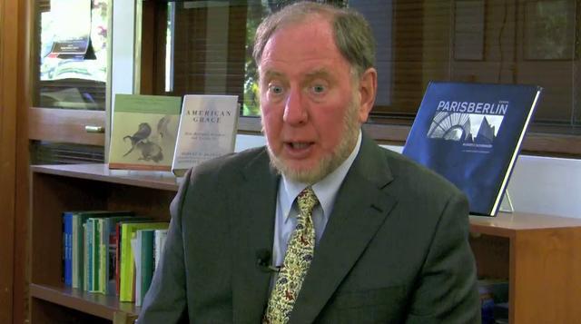 El sociólogo Robert Putnam