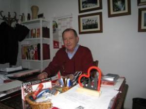 Silvestre Valero, director de Cáritas Diocesana Cuenca.