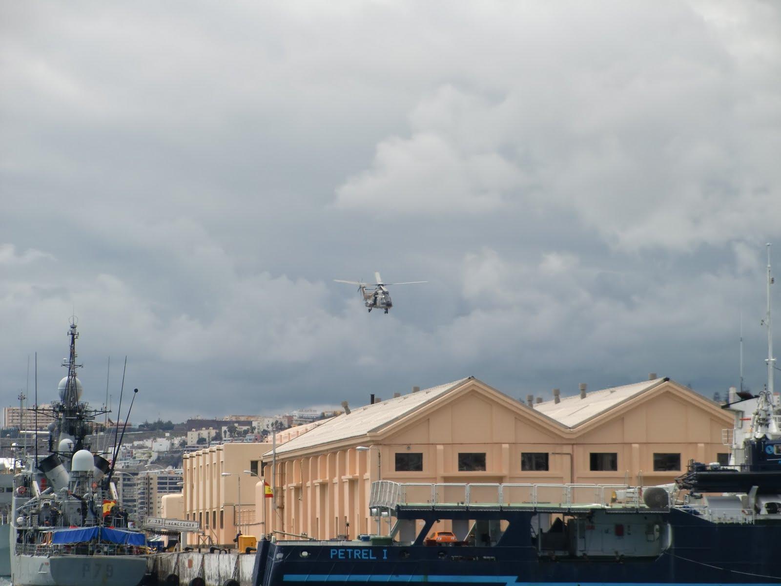 Base Naval de Las Palmas