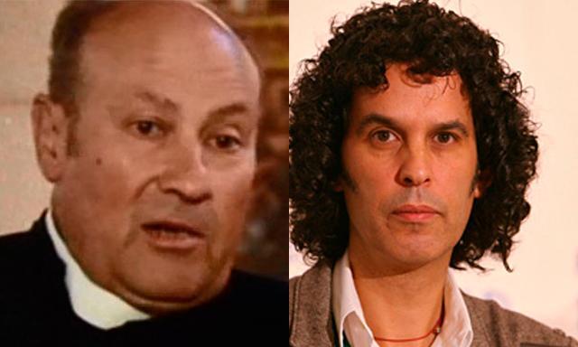 Jesús Calvo y Pedro Zerolo
