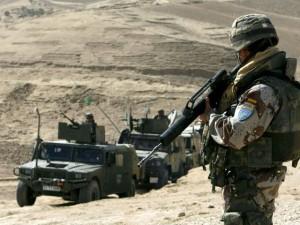 Legionarios españoles en Afganistán