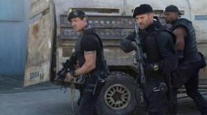 'Los Mercenarios 3' reúne una vez más en su reparto a los más prestigiosos actores del cine de acción.