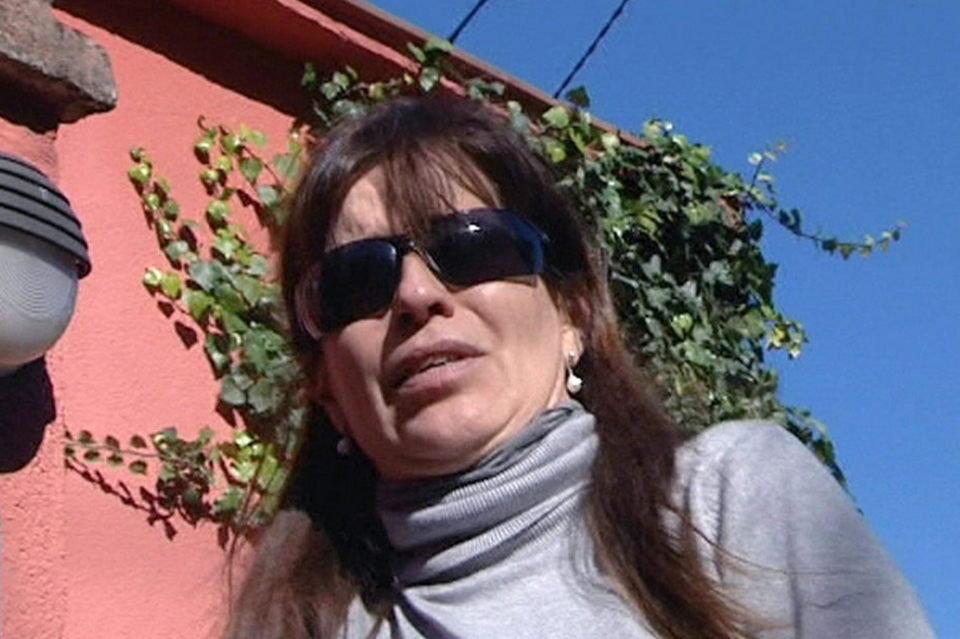 La exnovia de Jordi Pujol Ferrusola, Victoria Álvarez.