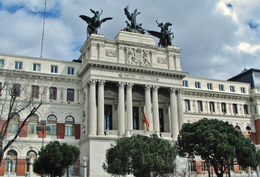 Ministerio de Agricultura en Atocha