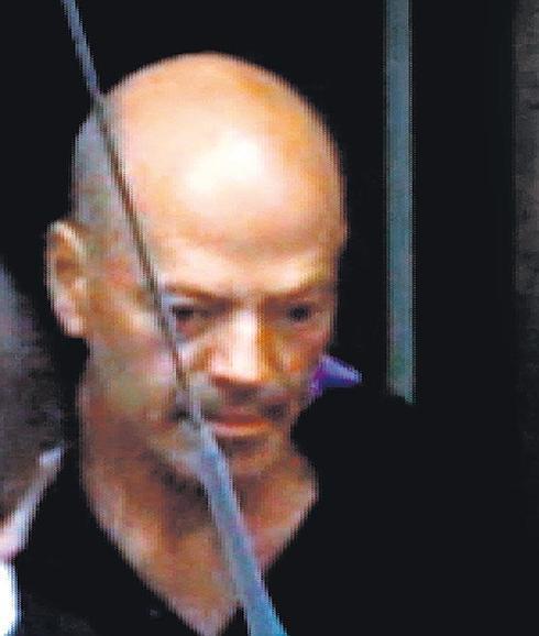 Mario Iglesias tiene varios antecedentes policiales por amenazas y lesiones .