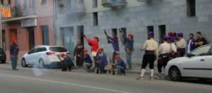 El grupo 'fusila' al concejal del PP. (Foto: PP de Cardedeu)