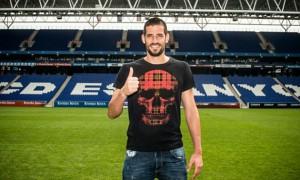 Kiko Casilla, contento tras conocer su convocatoria con la Selección