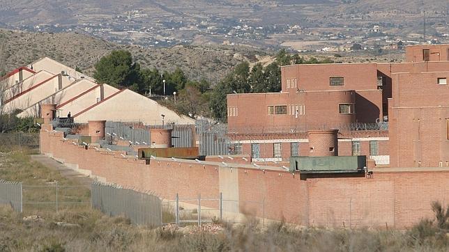 Imagen de archivo de la cárcel de Fontcalent, en Alicante.