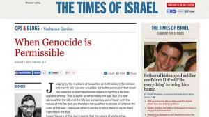Captura de pantalla de timesofisrael.com