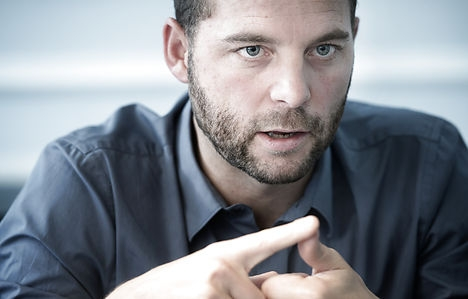 Morten Oestergaard, ministro de Economía danés