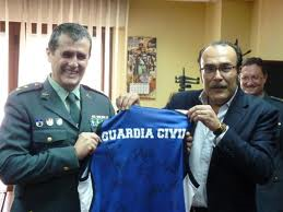 Ambrosio Martín Villaseñor, Coronel Jefe de la Comandancia de la Guardia Civil en Melilla
