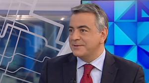 El diputado general de Alava, Javier de Andrés