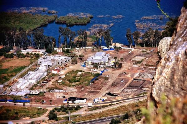 """El """"Magdala Center"""" de los macielanos costará 100 millones de dólares y se construye a orillas del Tiberíades"""