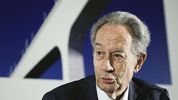 Villar Mir, presidente de OHL