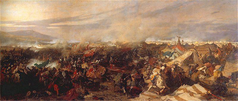 Batalla de Viena, o de Kahlenberg (montaña donde tuvo lugar la batalla)