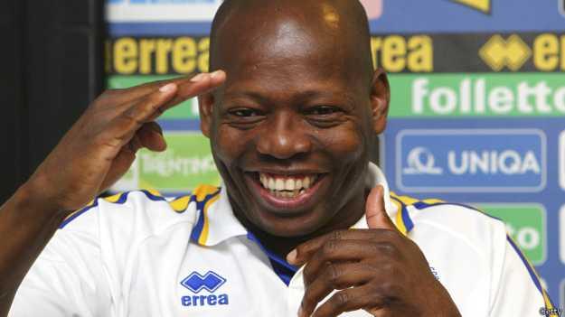 El colombiano Faustino Asprilla triunfó con el Atlético Nacional en su país antes de hacerlo en el Parma italiano y el Newcastle inglés.