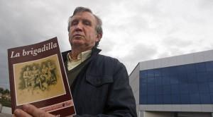 El investigador José Ramón Gómez Fouz.