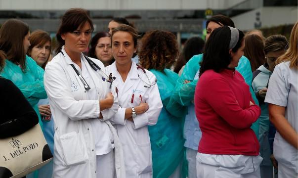 Médicos de La Paz denuncian un posible delito contra la salud pública.