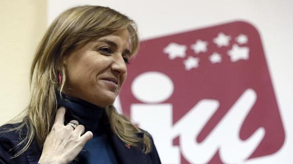 La parlamentaria de la Asamblea de Madrid Tania Sánchez.