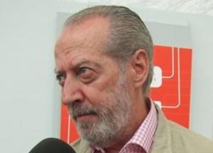 En la imagen, el presidente de la Diputación Provincial de Sevilla, gobernada por el PSOE, Fernando Rodríguez Villalobos.
