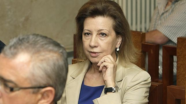 Maria Antònia Munar, expresidenta del Consell de Mallorca