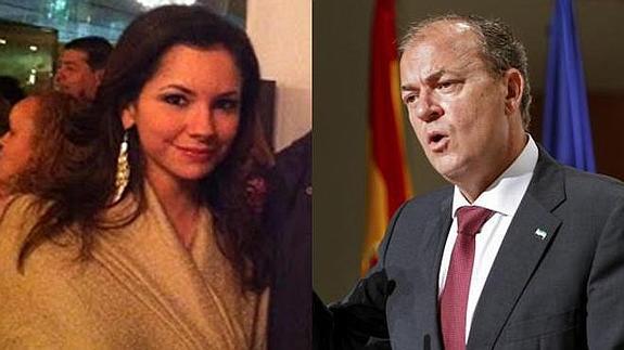 Olga María y Monago: viajes privados con dinero público
