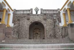 Panteón de los Héroes, en el cementerio de la Purísima Concepción de Melilla