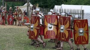 Las espadas de la imperialista Roma, razón por la que el calendario empieza el 1 de enero
