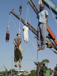 Hoy en Irán se ahorca a los homosexuales